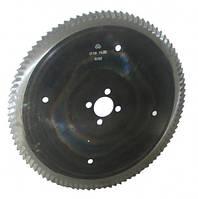 Пила дисковая сегментная 710 мм. 2257-0162 Р6М5 Минск (сегменты z=4)