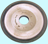 Круг алмазный тарельчатый 12R4 Ф 125 х 13 х 3 х 2 х 32 АС4 160/125 100% В2-01 12 карат (Инстайл)