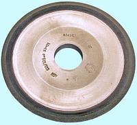 Круг алмазный тарельчатый 12R4 Ф 125 х 13 х 3 х 2 х 32 АС4 125/100 100% В2-01 12 карат (Инстайл)