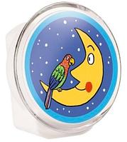 LED Ночник Попугай и луна, Wimmlinger Nachtlicht - Papagei & Mond