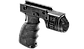Передняя рукоятка с креплением для фонаря FAB Defense T-GRIP-R, фото 2