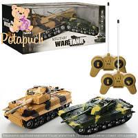 Танковый бой на радиоуправлении WarTank 2 танка 369-23