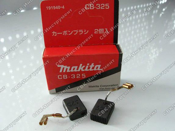 Щетки угольные Makita CB-325 5х11 мм, фото 2