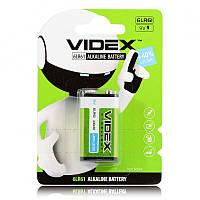 Батарейка Videx крона 6LR61 9V (блистер)