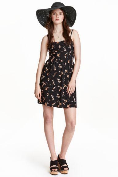 Новое платье на бретельках H&M