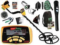 Металлоискатель/Металлодетектор GARRETT ACE 350 + инструменты в подарок