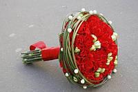 Гвоздика в свадебном букете