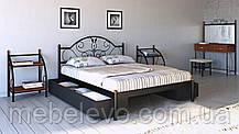 Кровать двуспальная Анжелика 160 Металл-дизайн  , фото 3