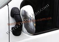 Накладки на зеркала из абс пластика Carmos на Opel Vivaro 2001-2014
