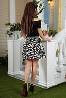 Женская стильная юбка ИД 0039