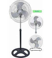 Напольный вентилятор 2 в 1 FS-4521 70ват