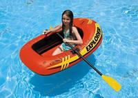 Надувная лодка 58329 Intex Explorer 100 (147х84см)