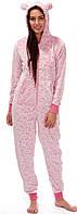 Пижама флисовая Hunkelmoller M, фото 1