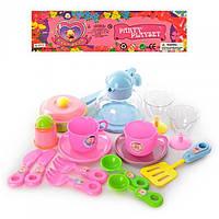 Детский набор игрушечной посуды 977 №1