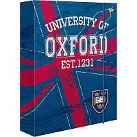 Папка для тетрадей картонная «Oxford» 1 Вересня 491279