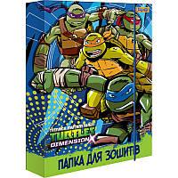 Папка для тетрадей картонная «Ninja Turtles» 1 Вересня 491281