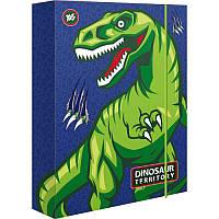 Папка для тетрадей картонная «Wild animals» 1 Вересня 491285