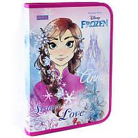 Папка для труда пластиковая «Frozen» 1 Вересня 491202 А4