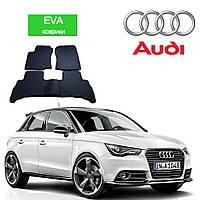 Автоковрики EVA для Audi A1