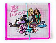 Папка для тетрадей пластиковая «Barbie» 1 Вересня 491120
