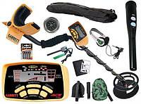 Металлоискатель/Металлодетектор GARRETT ACE 250 + инструменты в подарок