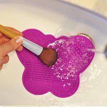 Коврик для мытья косметических кисточек v