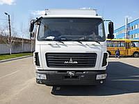 Промтоварный фургон МАЗ 4371