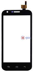Тачскрин (сенсорный экран) Prestigio PAP5501 (FPC_BSD116) черный
