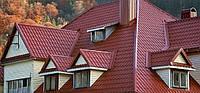 Как рассчитать количество металлочерепицы на крышу?