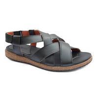 Мужские сандалии летние (Чёрные)