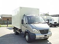 Промтоварный фургон ГАЗ 33104