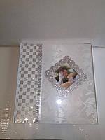 Фотоальбом свадебный с магнитными страницами