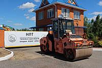 Дорожный каток Hamm HD 75