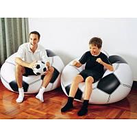 """Надувное кресло Intex 68557 Intex Sports Fan """"Футбольный мяч"""""""
