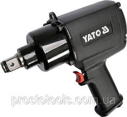 "Ударный пневматический гайковерт 3/4"" 1300 Nm Yato YT-09564"