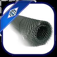 Сетка просечно-вытяжная оцинкованная 25х50х0,55 (оц)