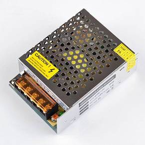 Блок живлення 12V 60Вт Негерметичний, Premium, фото 2