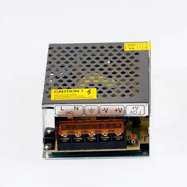 Блок живлення 12V 60Вт Негерметичний, Premium