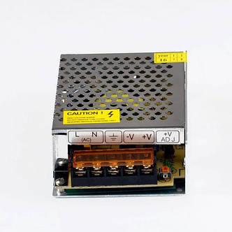Блок питания 12V 60Bт Негерметичный, Premium, фото 2