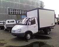 Термический фургон ГАЗ 3302, газель