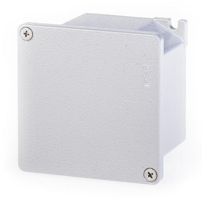 Коробка монтажная алюминиевая герметичная (IP66) 100x100x59