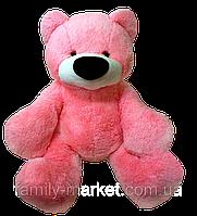 """Мягкая плюшевая игрушка """"Медведь Бублик"""" 110 см Розовый"""
