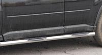 Пороги труба для Nissan X-Trail 2001-2007 30 кузов