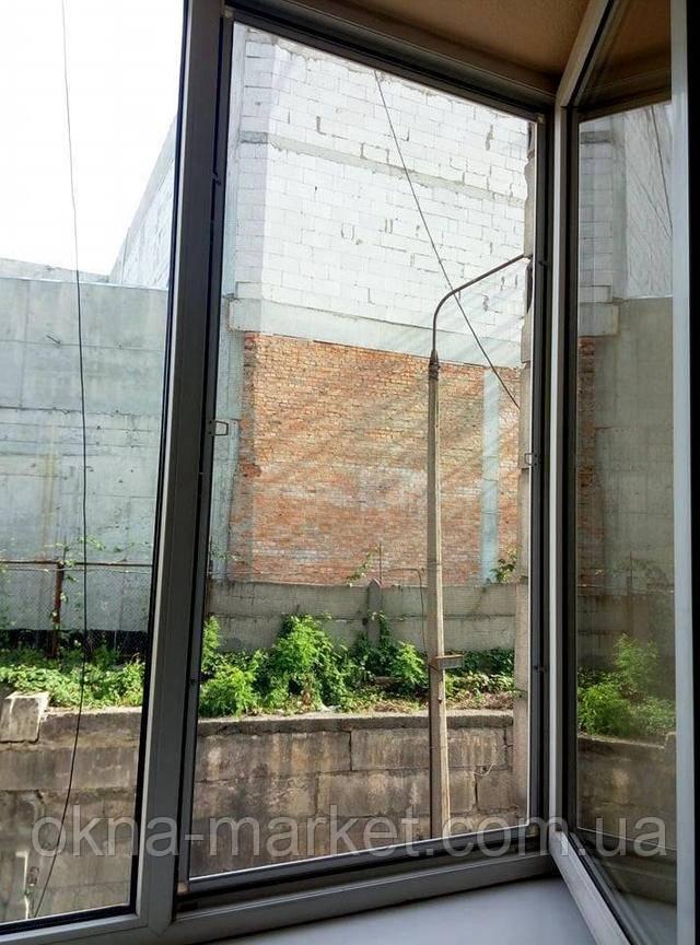 Сетки на окна ПВХ под заказ БЕЗ монтаж по 170 грн/м.кв.