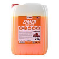 Активная пена для бесконтактной мойки Nowax Zimer Active Foam автошампунь суперконцентрат 20 кг