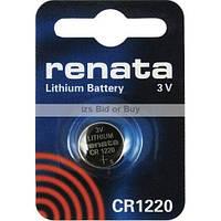Бат. диск. Renata CR1220 Lithium, 3V
