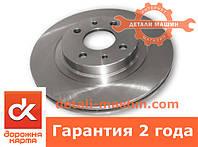 Диск тормозной ВАЗ 2110 передний R13 (пр-во ДК) 2110-3501070