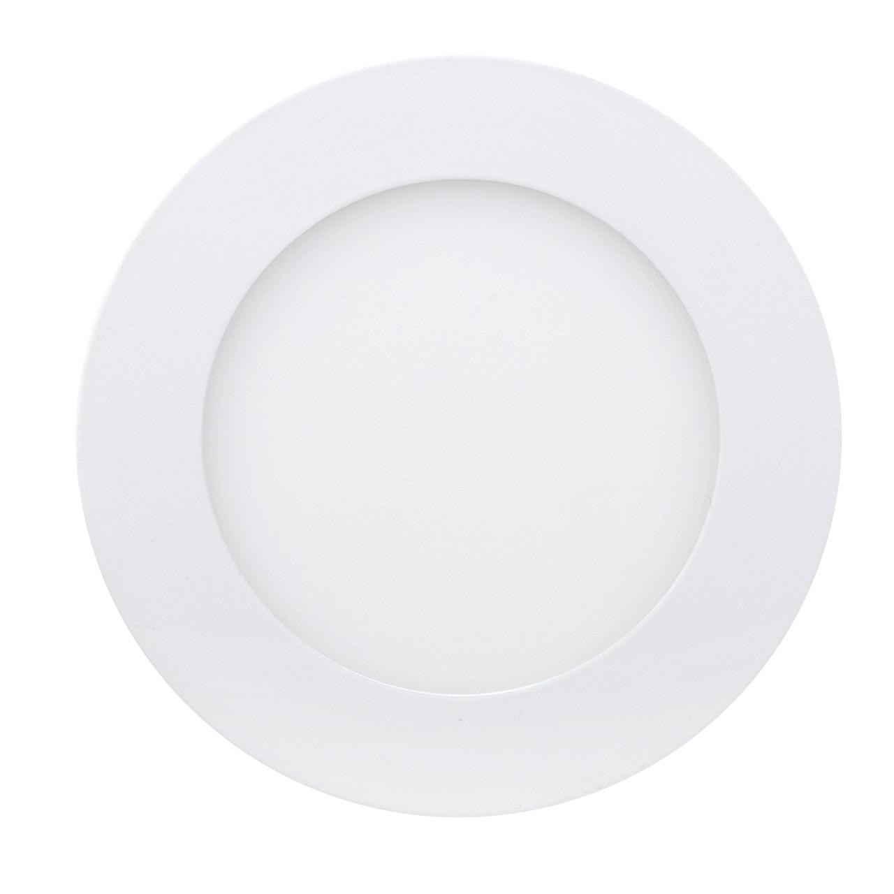 Точечный светильник встраиваемый 6W 6400К LED-R-120-6