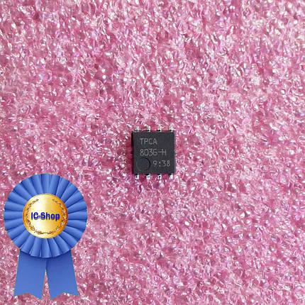 Микросхема TPCA8036-H, фото 2
