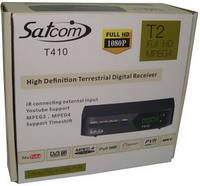 Satcom T410 IPTV Internet - Т2 Тюнер DVB-T2